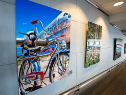 Denver International Airport Murals In Order by Fresh Bicycle Themed Art At Denver Int U0027l Airport Stuck At The