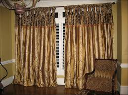 Brown And Teal Living Room Curtains by Kitchen Orange Blackout Curtains Rust Colored Curtains Burnt