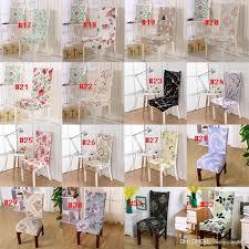 Spandex Stretch Dining Chair Coves Machine Washable For Restaurant Weddings  Banquet Hotel Chair Cover Fundas De Sillas Elasticas