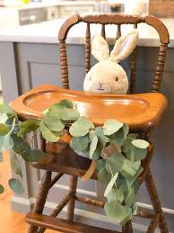 Springtime Peter Rabbit Party For Beau + Easy Easter Decor ... Az Of Fniture Terminology To Know When Buying At Auction Light Blue Rabbit Mini Velvet Chair Repair Those Loose Ding Chairs Yourself And Save Money Do You What Do My Baby Cradle Weston Table Wooden High Stool On Grey Background Stock Image Details About Waterproof 20 Hutch Pet Habitat Cages Bunny Small Animal House Vintage Wood Mid Century Childs Folding Potty By Toidey Shaker Style Is Back Again As Designers Celebrate The First Rare Thomas Edison Crib Little Folks Solid Bench Children Study Girl Ding 2849cm Kids Boys Ears C139 Nursery Fniture For 112th Dollhouse Sold Separately Framed Art Cabinet Theme