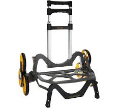 UpCart All-Terrain Folding Stair Climbing Hand Cart - Page 1 — QVC.com New Unused Magna Cart Mcx Personal Hand Truck Grey Must Collect 150 Lb Capacity Alinum Folding Amazoncom Ideal Steel Shop Trucks Dollies At Lowescom Uhaul Dolly Magna Cart Flatform Lowes Canada Push Collapsible Trolley Top 10 Best Reviewed In 2018 Review Sorted 300 Four Wheel