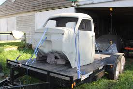 100 Studebaker Truck Parts Stock Bumper For 1946 M16 Truck And The Parts Truck