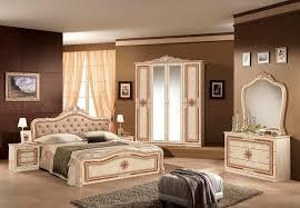 schlafzimmer set in beige creme 180x200 cm mit