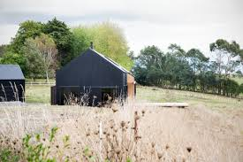 100 Modern Rural Architecture Barn Form Red
