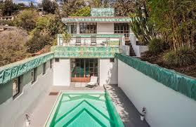 100 Frank Lloyd Wright Jr S Samuel Novarro House Returns To The Market