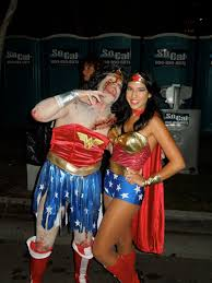 West Hollywood Halloween Parade by Women S Batman V Superman Wonder Woman Grand Heritage Costume