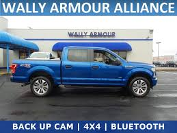 100 Armour Truck PreOwned 2017 Ford F150 XL Crew Cab Pickup In Alliance DD1024A