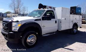 2012 Ford F550 Super Duty Service Truck | Item DK9906 | SOLD...