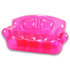 Sofa Pink by Inflatable Pool Lounge Chair Living Room Sofa Air Furniture