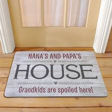 Personalized Doormats & Wel e Mats
