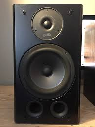 Polk Audio RT5 Studio Bookshelf Speakers