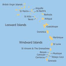Click On An Island Name For Our Guide