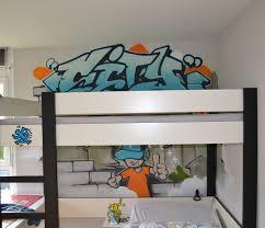 chambre enfant suisse chambre d enfant graffiti à lausanne