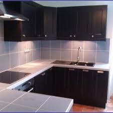 plan de travail cuisine en carrelage carrelage plan de travail cuisine excellent prix beton cire plan de