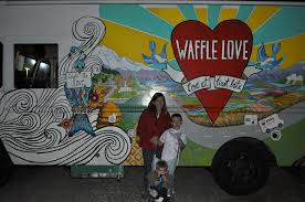 Local Fun: Waffle Truck | Dresses 'n Messes Create A Waffle Bar The Kids Will Let Go Of Toys For Mommy Needs A Second Food Truck Opens Its Doors To Pune The Belgian Home Local Fun Drses N Mses Wheelfood Menu Store Sweet Joanna Toronto Trucks Zinnekens Brings Taste Belgium To Boston Donutscented Candles More Eater Houston Reviews Bus Fried Chicken And Marcel Los Angeles Roaming Hunger Frenchys Serving Waffles Sandwiches