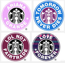 Want A Starbucks Logo Maker Try This