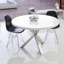 Wayfair White Dining Room Sets by Furniture Tile Floors And Eames Dining Chairs With Wayfair Round