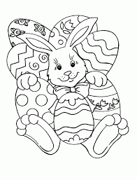 Free Images Coloring Easter Pages To Print In Printable For Kids Archives