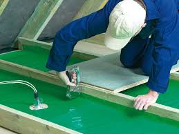Install Bathroom Vent No Attic Access by Insulating Attics And Roofs How Tos Diy