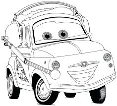 Free Printable Disney Cars Coloring Sheets Colouring Pages Pdf Movie Part Finding Characters Full Size