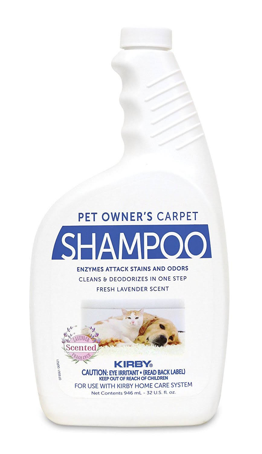 Kirby 235406 32 Oz.Regular Pet Shampoo, 1