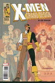 X Men Grand Design Vol 1