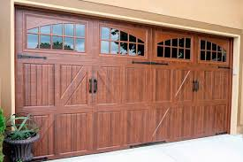 New Carriage Style Garage Doors Within Why Choose A House Door By Mike Plans 3