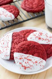tutorial velvet cookies resepi resepi