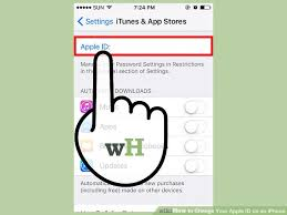 3 Ways to Change Your Apple ID on an iPhone wikiHow