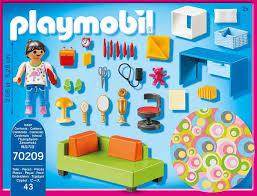 jugendzimmer playmobil dollhouse 70209