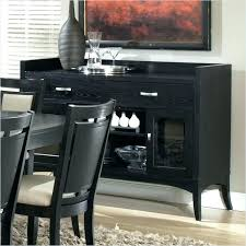 Servers For Dining Room Rooms Black Buffet Server