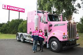 THINK PINK | PACCAR AUSTRALIA