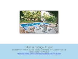 Villas In Portugal For Rent Holiday Rentals In Algarve Albufeira