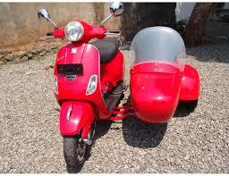 Piaggio LX With Sidecar