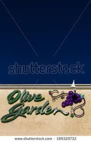 Olive Garden Restaurant Stock Royalty Free