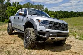Ford F150 Raptor 4'' Lift Kit