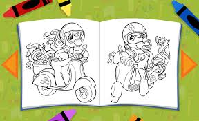My Little Pony Coloring Games Online