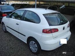2005 seat ibiza 1 9sdi 3 porte stella car photo and specs