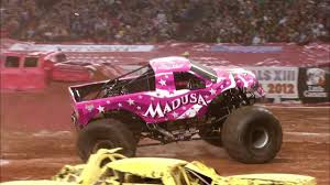 Monster Jam Madusa Monster Truck Georgia Dome, Atlanta FULL RUN ...