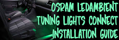 osram ledambient tuning connect installation guide powerbulbs
