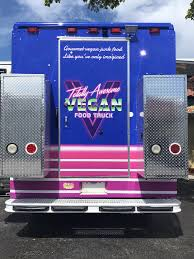 Totally Awesome Vegan Food Truck, ME