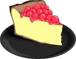 Cheesecake clipart 3