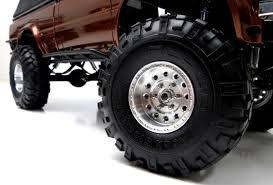 100 Gear Truck Wheels Head RC Krusher RCNewzcom