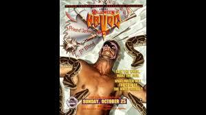 Halloween Havoc 1995 by The Bundy 5 Scariest Halloween Havoc Moments