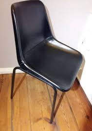 2 stühle esszimmer skandinavisches design neuwertig ziegenleder