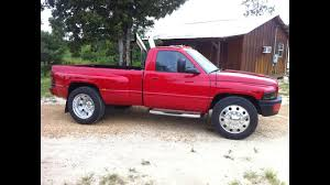 100 Build Your Dodge Truck In The Red 3500 Cummins Diesel 9 Speed Custom