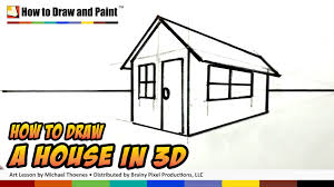 How To Draw A House In 3D For Kids - Art For Kids - Easy Things To ... Top Best Free Home Design Software For Beginners Your Fashionable Ideas Games 3d For The Your Dream Bedroom Online Amusing A House Autodesk Peenmediacom Scllating Interior Contemporary 12x30 Huse Plan Video By Build Dream House Youtube Apartments Design My Home Photo Emejing In Images 22x55 Feet In Decoration Room To Simple Own Plans With Designing