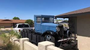 100 Ton Truck Craigslist Find 1931 Chevy 15 Truck With Original Parts