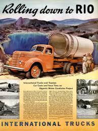 100 1940 International Truck Directory Index IHC Ads