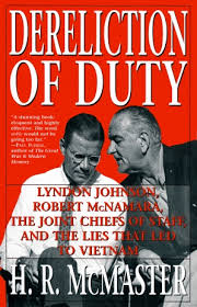 Dereliction of Duty H R McMaster Paperback